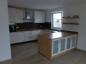Ein Blick in unsere neue Küche.